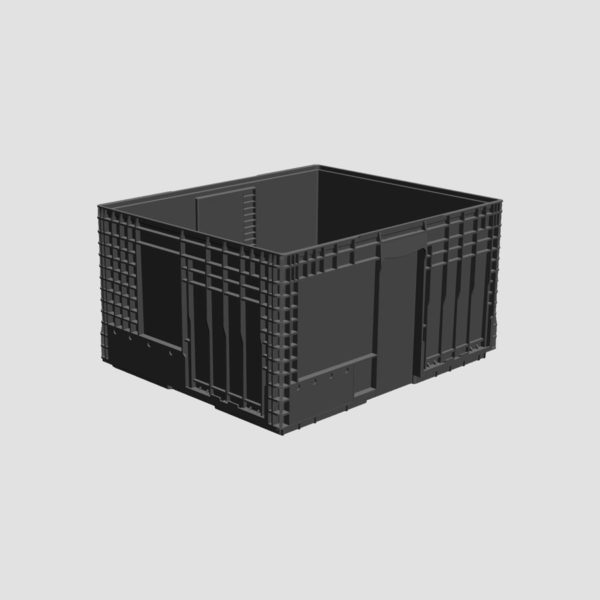 Plastic container VDA-M-KLT 40-6050-315-0