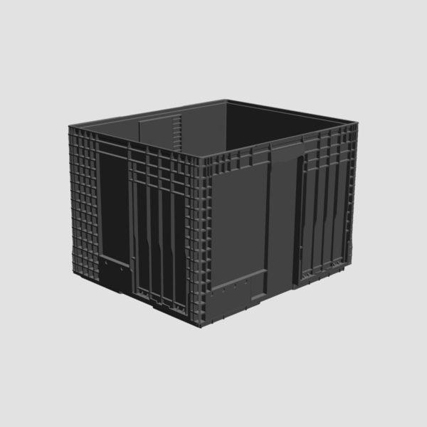 Plastic container VDA-M-KLT 40-6050-415-0