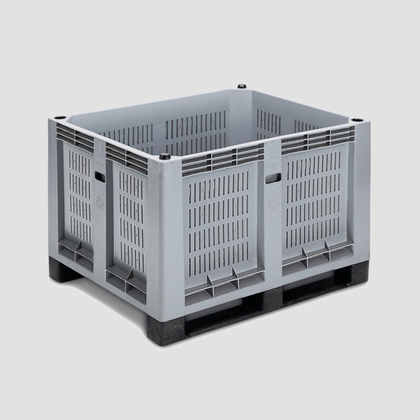 Rigid Pallet Box Containers 3-622-201