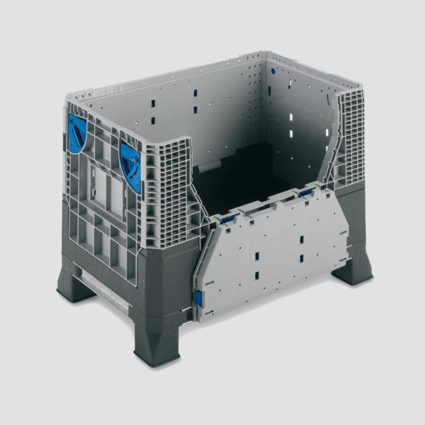 Boxpalet din plastic pliabil 34-1060-000-01