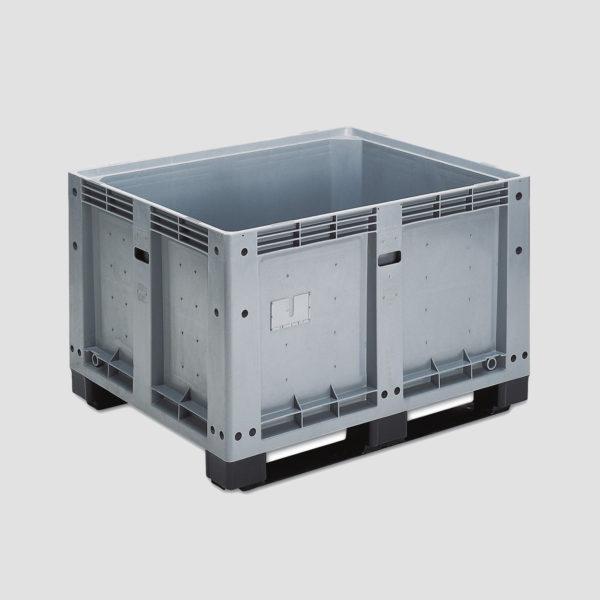 Boxpalet din plastic rigid 3-624-200