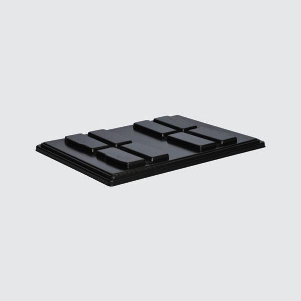 Capac din plastic pentru palet 20-2103