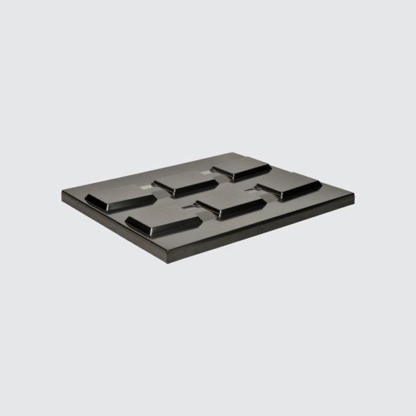 Capac din plastic pentru palet 20-2127-1