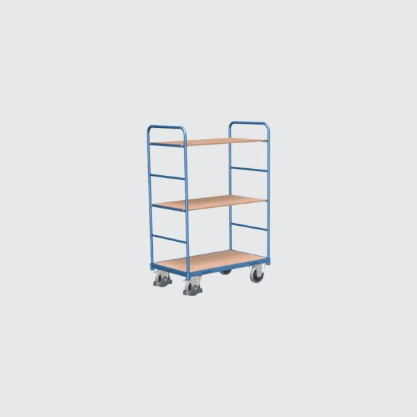 Cărucior tip Trolley cu 3 patforme TR 07