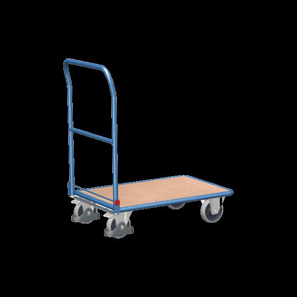 Cărucior tip Trolley cu mâner pliabil TR 04
