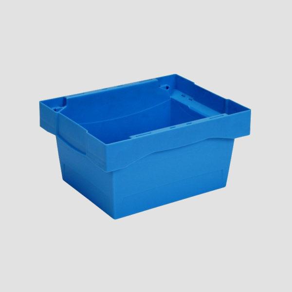 cutie Nesco dublu stivuibila in sistem cuib din plastic 37-4320-110