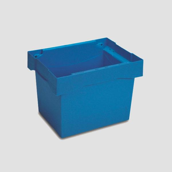 cutie Nesco dublu stivuibila in sistem cuib din plastic 37-4330-110