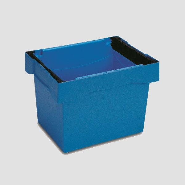 cutie Nesco dublu stivuibila in sistem cuib din plastic 37-4330-114