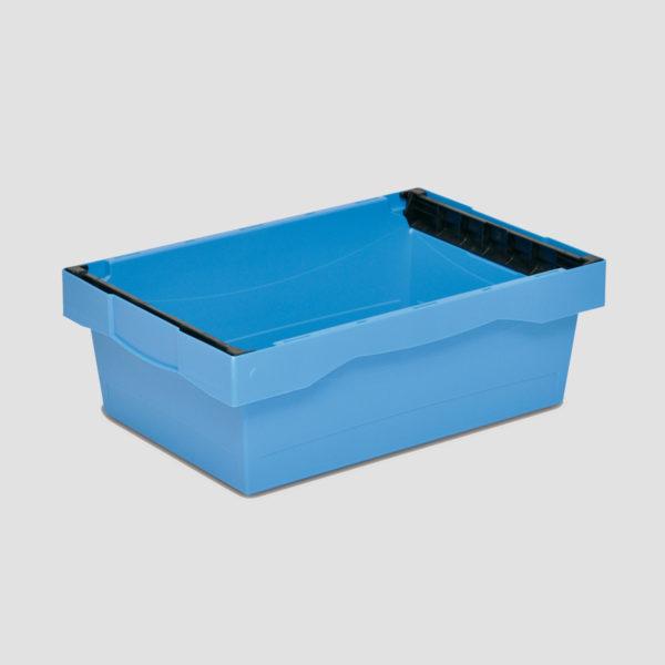 cutie Nesco dublu stivuibila in sistem cuib din plastic 37-6420-114