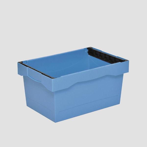 cutie Nesco dublu stivuibila in sistem cuib din plastic 37-6430-114