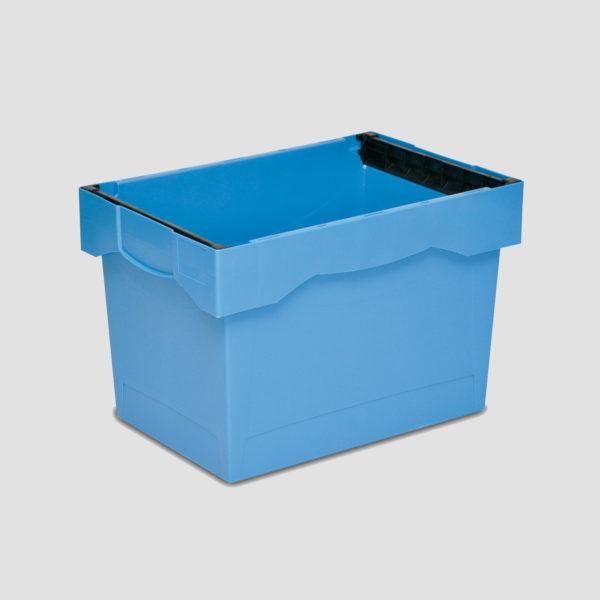 cutie Nesco dublu stivuibila in sistem cuib din plastic 37-6440-114