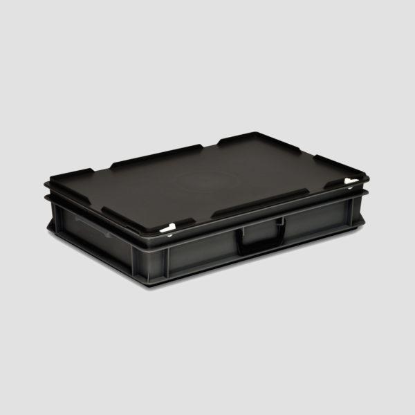 cutie conductiva electric ESD cu maner 35-200-7-EL