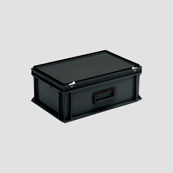 cutie conductiva electric ESD cu maner 35-201-7-EL