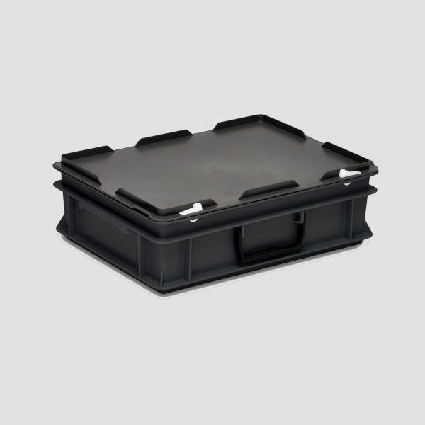 cutie conductiva electric ESD cu maner 35-203-7-EL