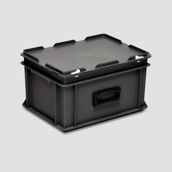cutie conductiva electric ESD cu maner 35-204-7-EL