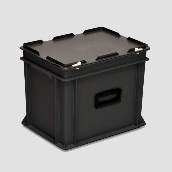 cutie conductiva electric ESD cu maner 35-205-7-EL