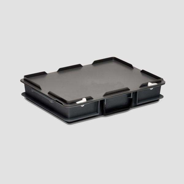 cutie conductiva electric ESD cu maner 35-211-EL