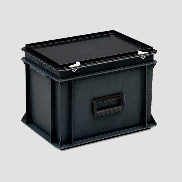 cutie conductiva electric ESD cu maner 35-212-7-EL