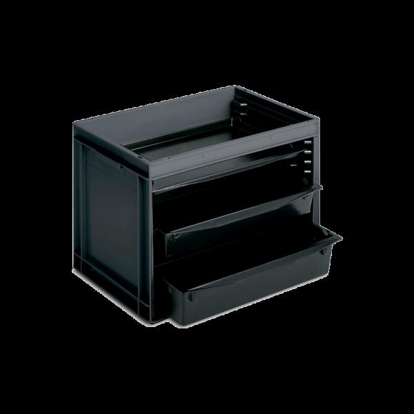 cutie conductiva electric ESD pentru tavi 36-209-TK-EL