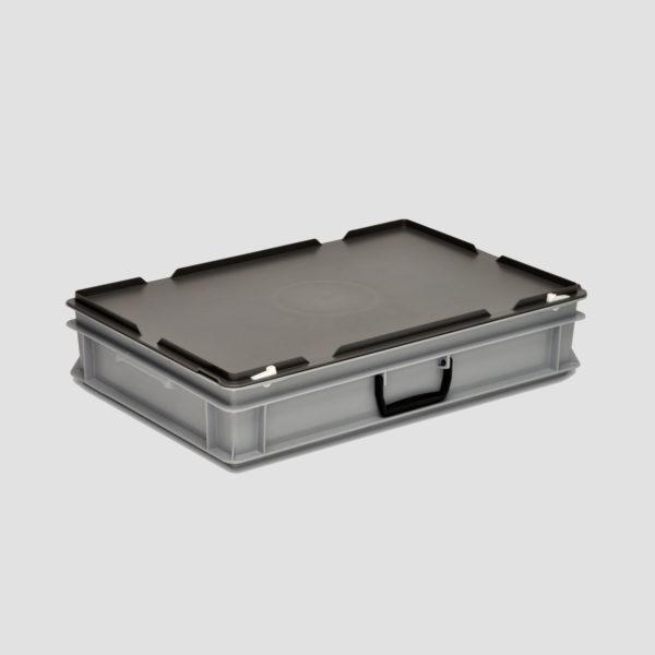 cutie cu maner din plastic 35-200