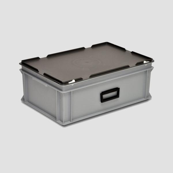 cutie cu maner din plastic 35-201-7