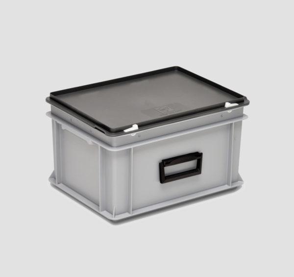 cutie cu maner din plastic 35-204-0