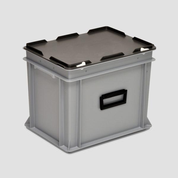 cutie cu maner din plastic 35-205-7