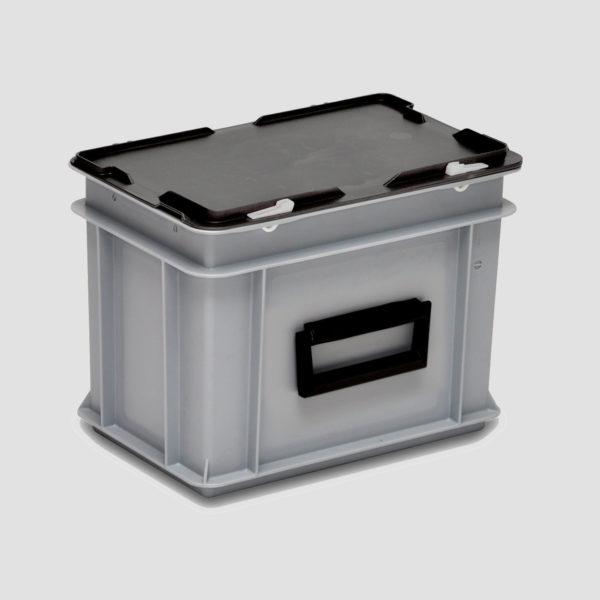 cutie cu maner din plastic 35-210-0
