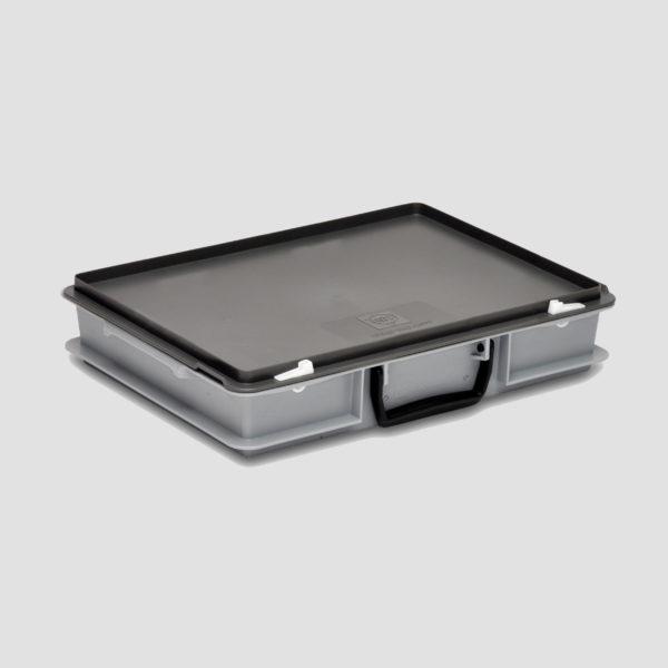 cutie cu maner din plastic-35-211