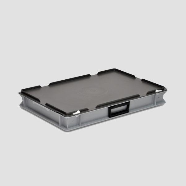 cutie cu maner din plastic 35-227-7