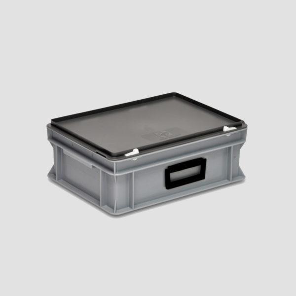 cutie cu maner din plastic 35-4313-0