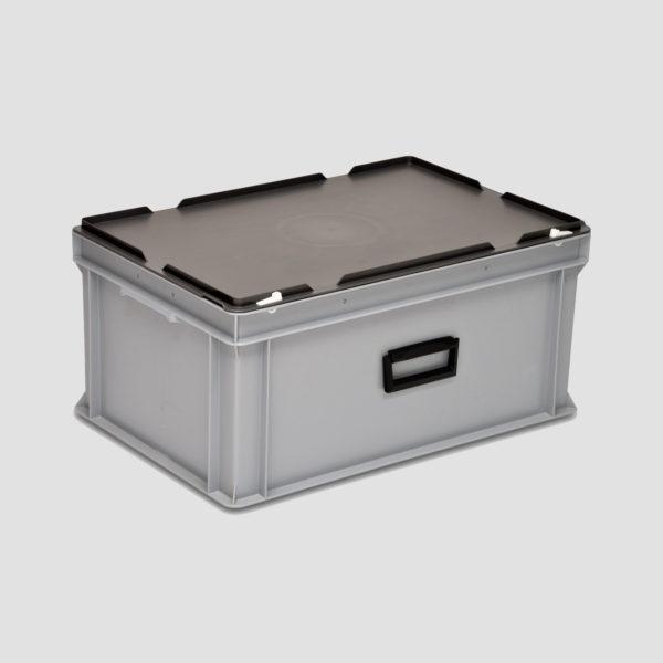 cutie cu maner din plastic 35-6426-7