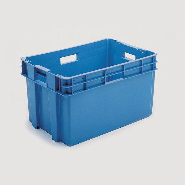 cutie dublu stivuibila fara ajutorul capacului din plastic 3-500-500
