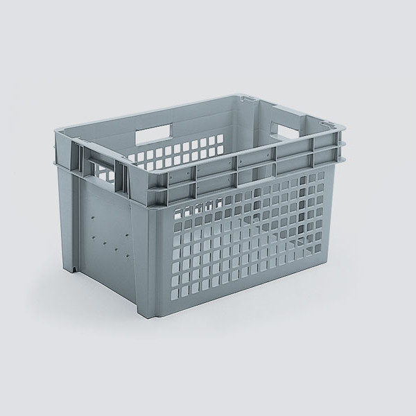 Double-stackable container 3-500-512