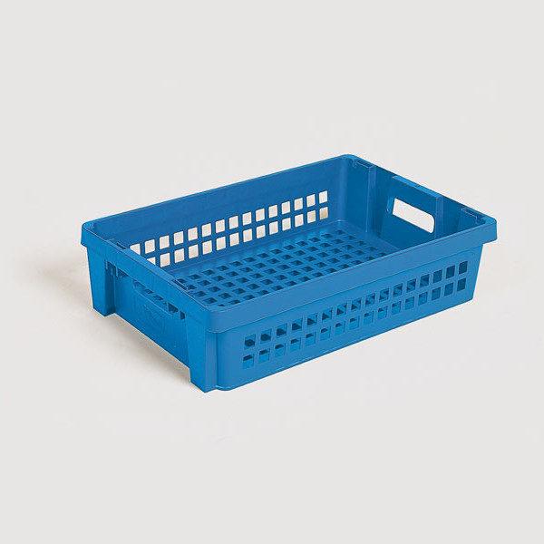 cutie dublu stivuibila fara ajutorul capacului din plastic 3-853-1