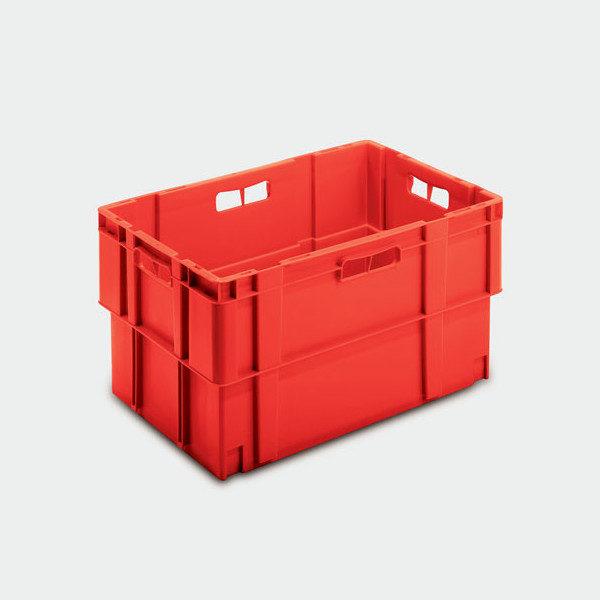 cutie dublu stivuibila fara ajutorul capacului din plastic 9-4063