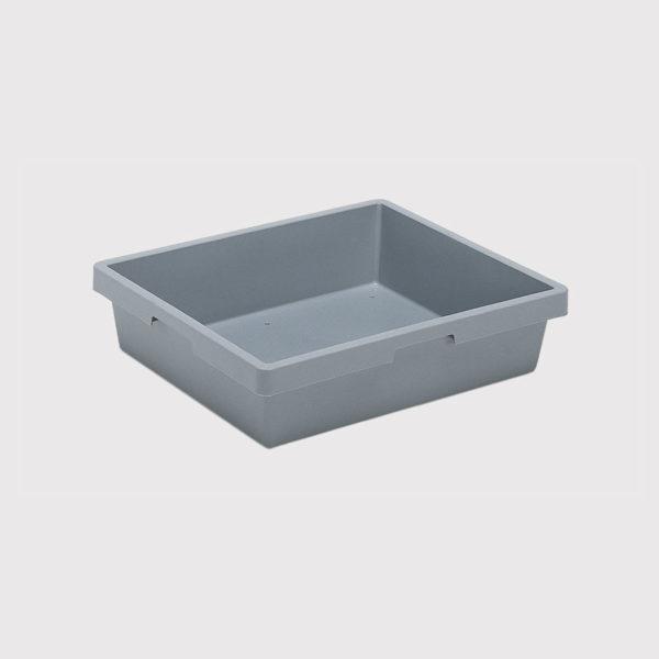 cutie dublu stivuibila in sistem cuib din plastic 9-1610