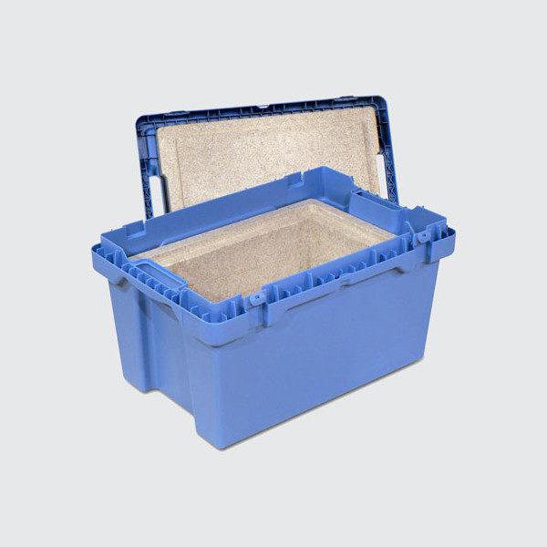 cutie izoterma poolbox cu insert- termoizolant din plastic 39-1064N-329-500