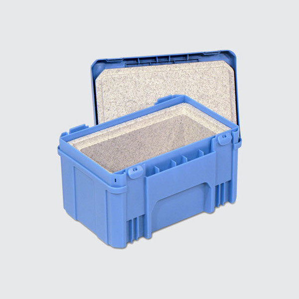 POOLBOX with heat insulating insert 39-2032-170-500