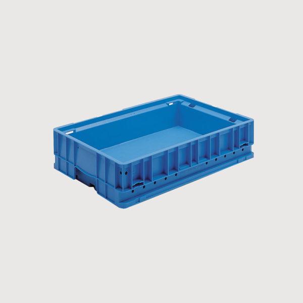 cutie stivuibila din plastic- VDA-C-KLT-6414