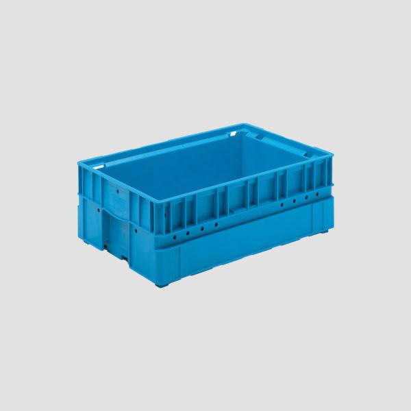 cutie stivuibila din plastic VDA-C-KLT-6421