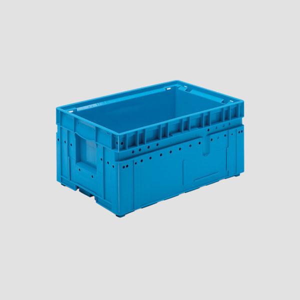 cutie stivuibila din plastic VDA-C-KLT-6428