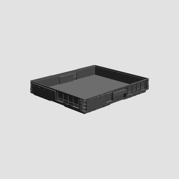 cutie stivuibila din plastic VDA-M-KLT-1060-094-0