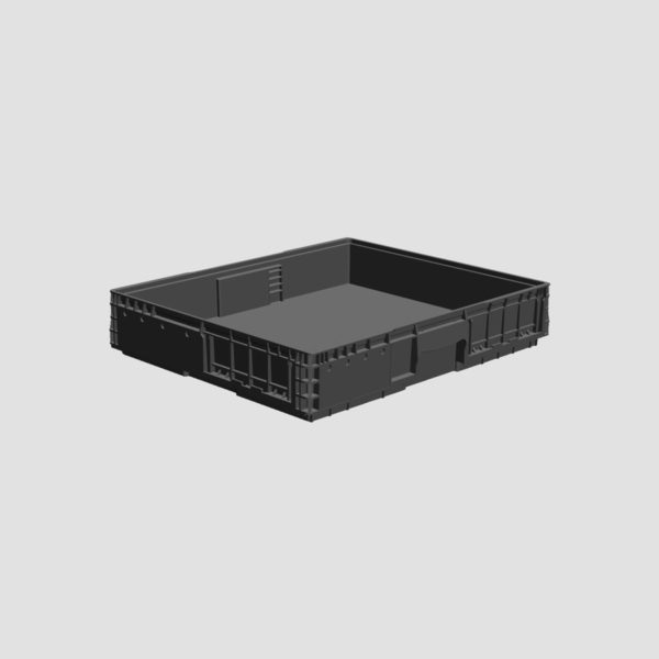 cutie stivuibila din plastic VDA-M-KLT-1060-114-0