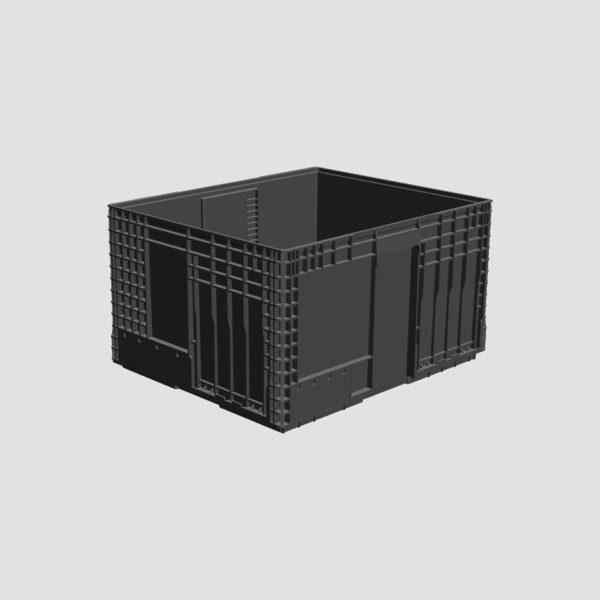 cutie stivuibila din plastic VDA-M-KLT-1060-335-0