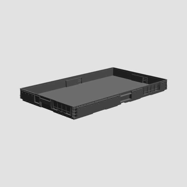 cutie stivuibila din plastic VDA-M-KLT-6050-094-0