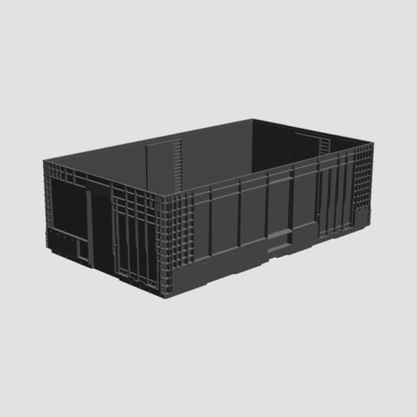 cutie stivuibila din plastic VDA-M-KLT-6050-315-0