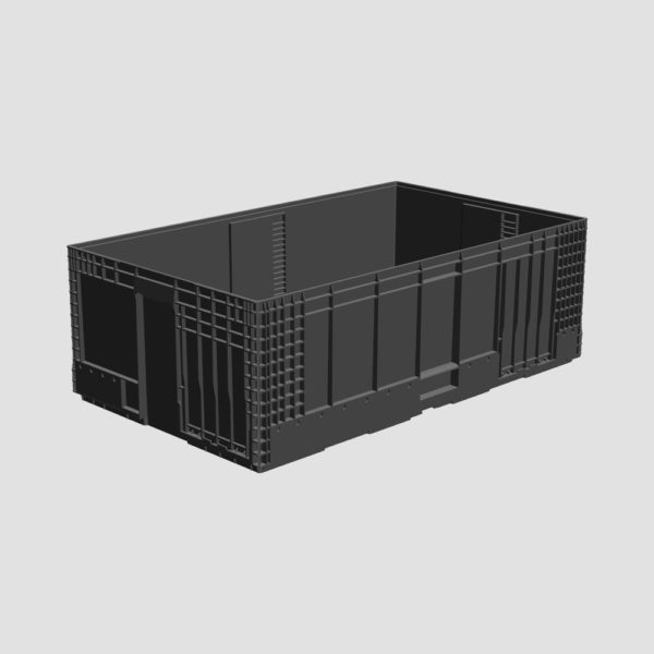 cutie stivuibila din plastic VDA-M-KLT-6050-335-0