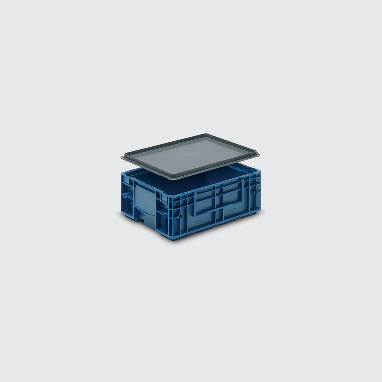 Container Din Plastic Solid VDA-R-KLT 4315