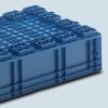 cutie stivuibila din plastic Vda-R-Klt-6415